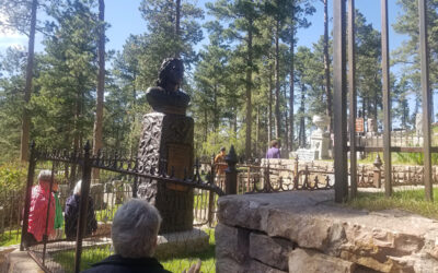 Find Ghosts of Deadwood Past at Mount Moriah Cemetery