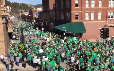 Éirinn go Brách! 4 Reasons to Stay in Deadwood for St. Patrick's Day
