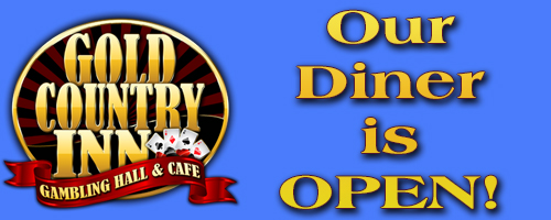 Gold Country Diner Open